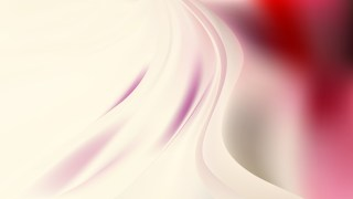 Abstract Pink and Beige Shiny Wave Background