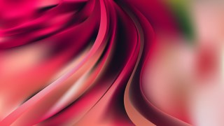 Pink and Black Abstract Wavy Background Vector Graphic