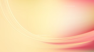 Glowing Abstract Pink and Yellow Wave Background