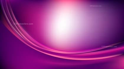 Abstract Glowing Pink Black and White Wave Background