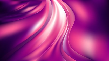 Abstract Pink Black and White Wavy Background Vector