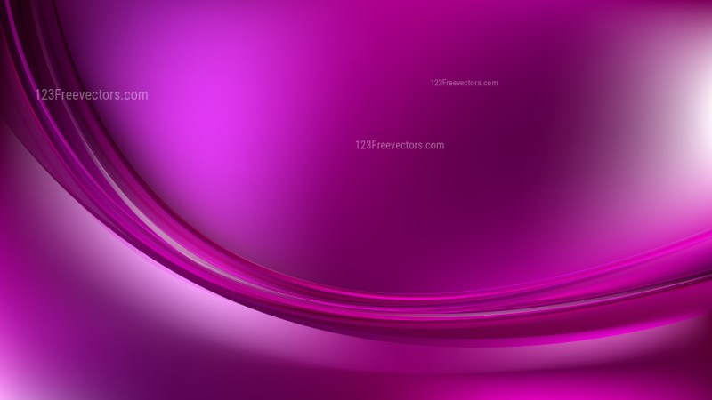 Abstract Purple Wavy Background Design