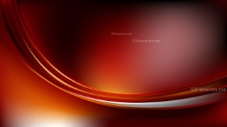 Abstract Red and Black Curve Background