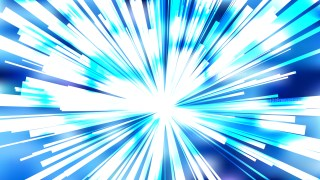 Abstract Blue and White Starburst Background Illustrator