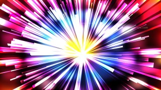 Abstract Dark Color Starburst Background