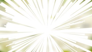 Abstract Green and White Radial Sunburst Background