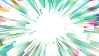 Abstract Light Color Starburst Background Illustrator