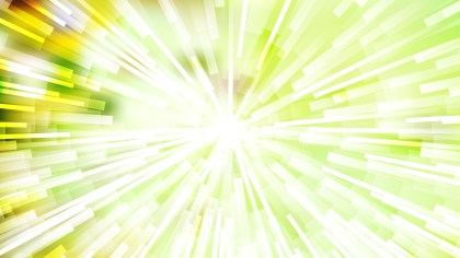 Abstract Light Green Light Rays Background