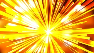 Abstract Orange and White Rays Background Illustrator