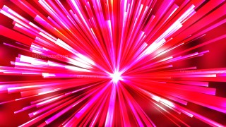 Abstract Pink and Red Burst Background Illustration