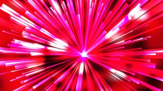 Abstract Pink and Red Rays Background