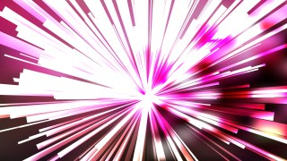 Abstract Pink Black and White Light Rays Background