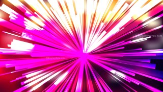 Abstract Pink Black and White Radial Explosion Background