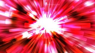 Abstract Pink Red and White Radial Explosion Background