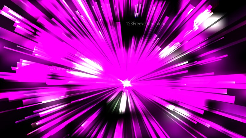 Abstract Purple and Black Burst Background