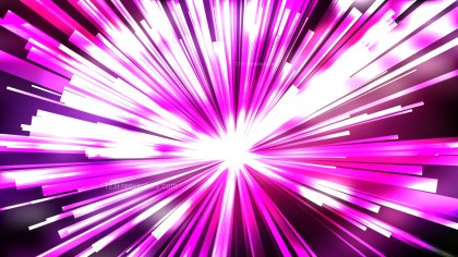 Abstract Purple and White Light Rays Background