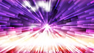 Abstract Purple and White Radial Explosion Background