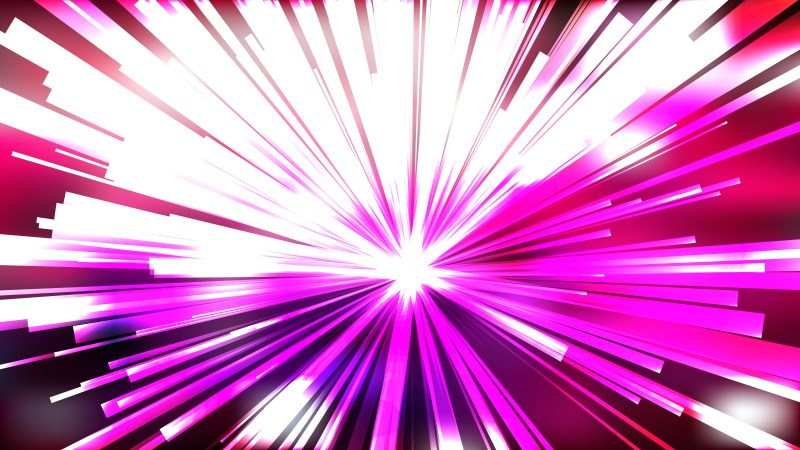 Abstract Purple and White Radial Sunburst Background Illustrator