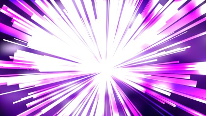 Abstract Purple and White Burst Background
