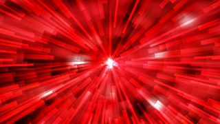 Abstract Red Rays Background Design