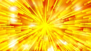 Abstract Red and Yellow Light Burst Background Design
