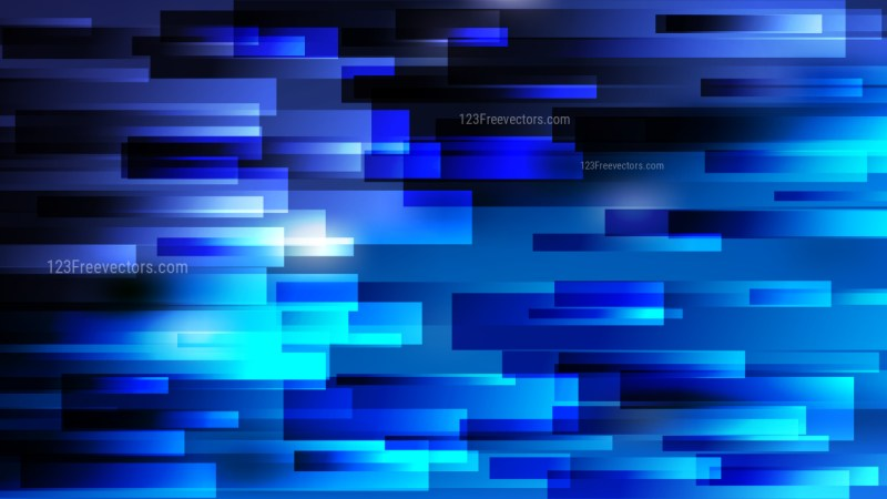 Black and Blue Horizontal Lines Background Design