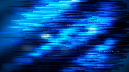 Black and Blue Abstract Lines Background