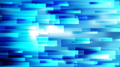 Blue Horizontal Lines and Stripes Background