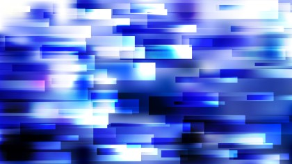 Blue and White Horizontal Lines Background Vector Graphic