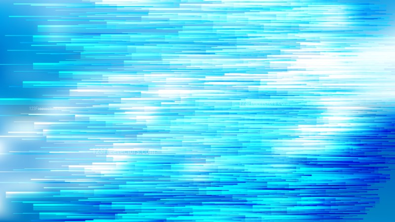 Blue and White Abstract Lines Background