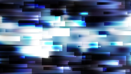Blue Black and White Horizontal Lines Background Design