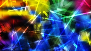 Colorful Geometric Irregular Lines Background Image