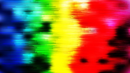 Abstract Cool Horizontal Lines Background Vector Image