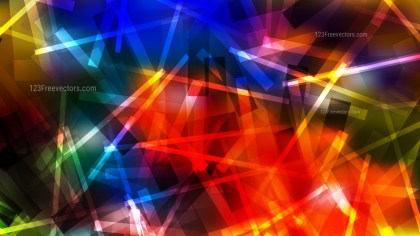 Abstract Cool Intersecting Lines background
