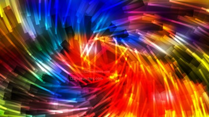 Cool Overlapping Twirl Striped Lines Background Vector Image