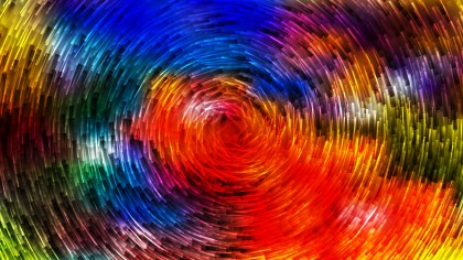 Abstract Cool Circular Lines Background Illustrator