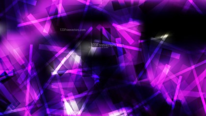 Abstract Cool Purple Random Intersecting Lines background Vector Graphic