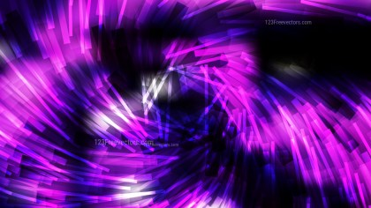 Abstract Cool Purple Random Twirl Striped Lines Background