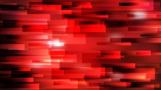 Cool Red Horizontal Lines Background