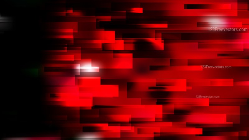 Cool Red Horizontal Lines and Stripes Background