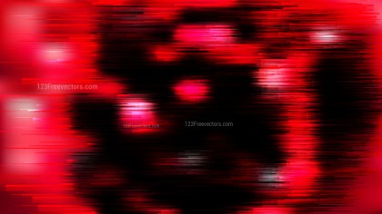 Cool Red Abstract Lines Background Vector Image