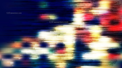 Abstract Dark Color Horizontal Lines Background Vector Art