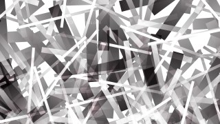 Grey and White Random Abstract Intersecting Lines background