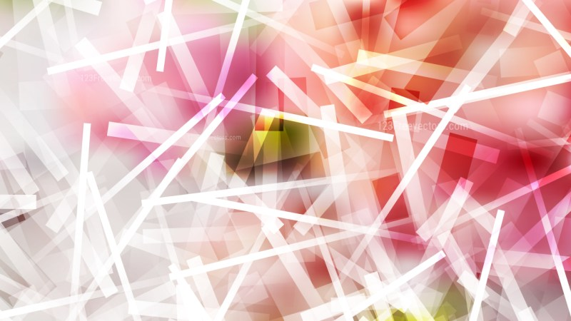 Abstract Light Color Random Intersecting Lines background