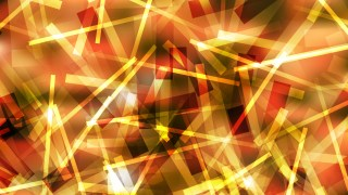 Abstract Orange and Green Random Lines Background