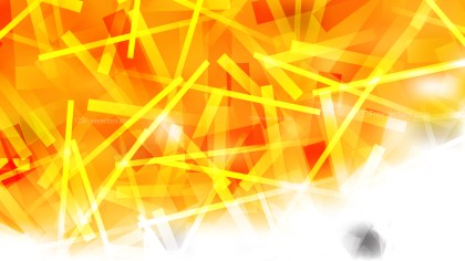 Abstract Orange and White Dynamic Intersecting Lines background Illustrator