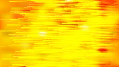 Abstract Orange and Yellow Horizontal Lines Background