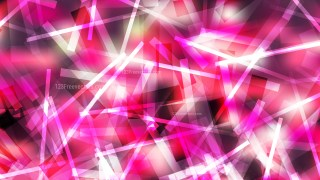 Abstract Pink and White Scatter Lines Background