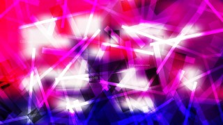 Pink Blue and White Dynamic Random Lines Background Vector