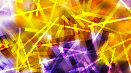Purple and Orange Intersecting Lines background